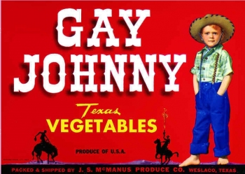 John is a Homosexual, Hereafter referred to as Gay Johnny